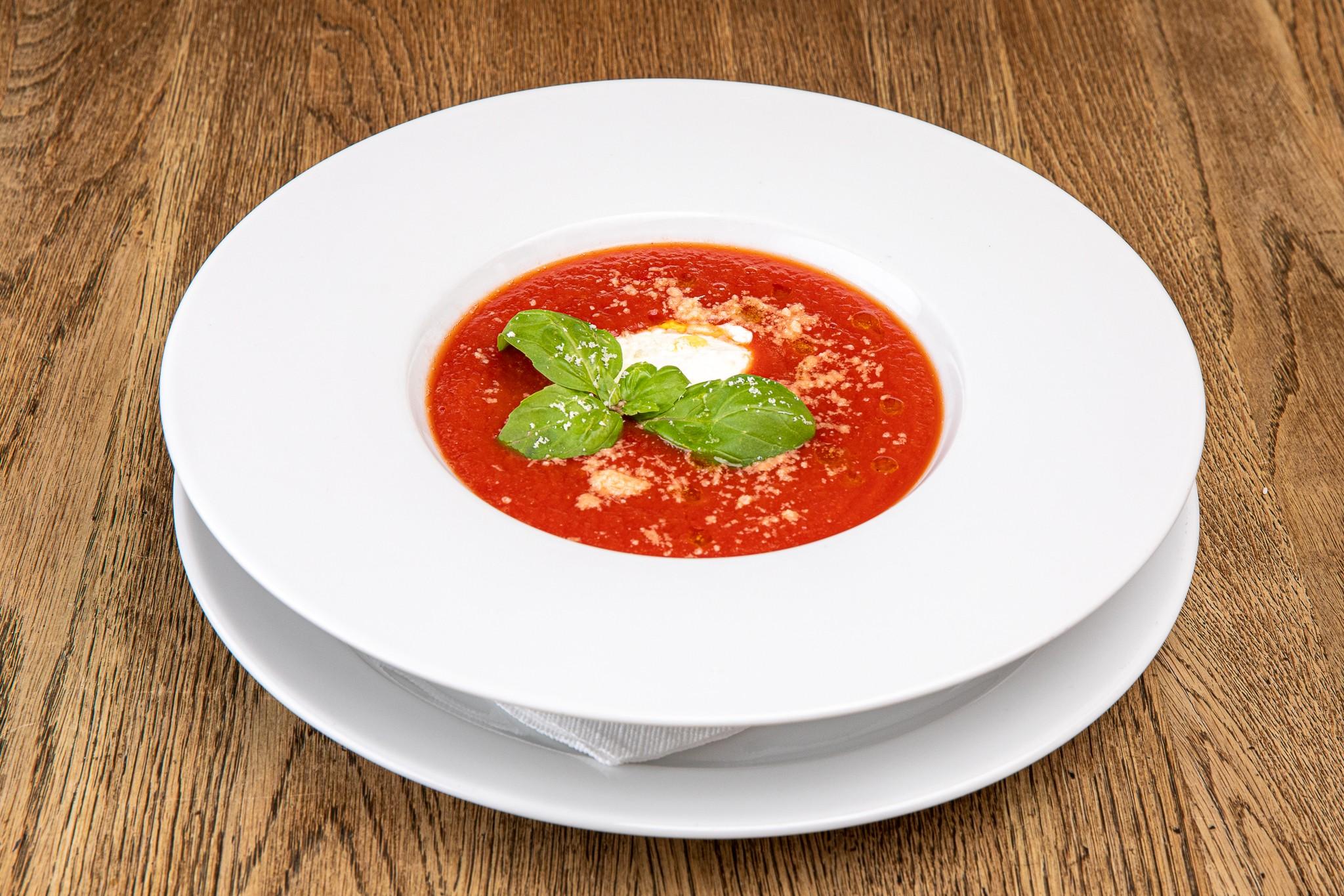 Tomatový krém
